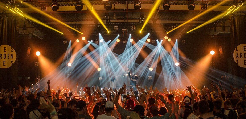 Lys og musik