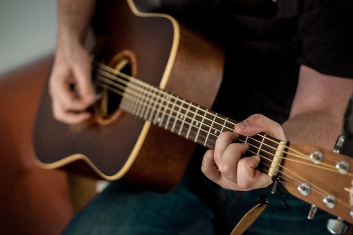 Guitarist musik